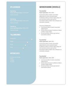 CV Barbara - blauw 2