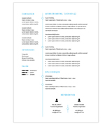 CV Elisa - blauw 2