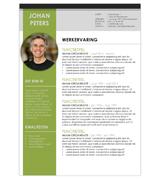 CV Johan - groen 1