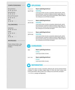 CV Olivier - blauw 2