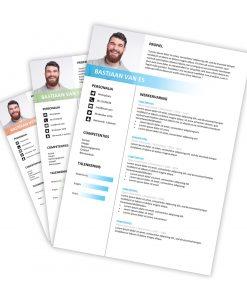 CV-template Bastiaan