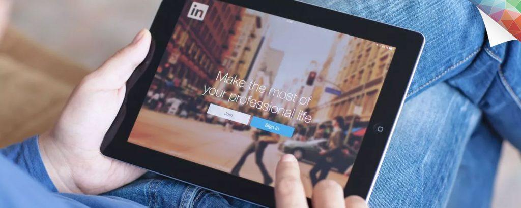 LinkedIn URL CV