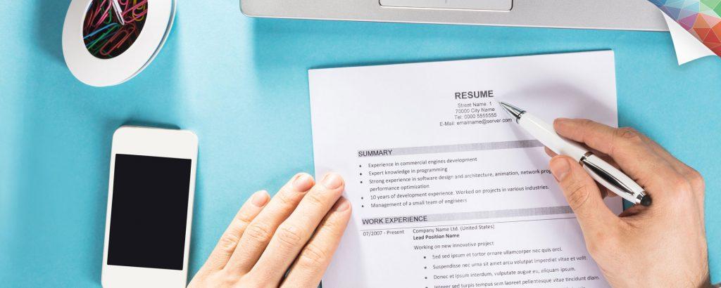 Uit welke onderdelen bestaat een goed CV?